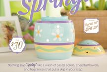 Scentsy Spring/Summer / by Jill Kennedy