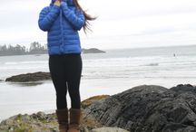 Tofino / Tofino trip with ProtoXtype travel wear!!!  Tofino is a great place for surfing, as well it is a nice place for relaxing! Having ProtoXtype travel outdoor wear, our Tofino trip become much easier than before, only a small bag pack, you can fill up with winter clothing and all other daily clothing, and everything is super light weight!!!
