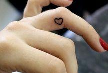 Cute tattos / Esse painel é sobre tattos cutes