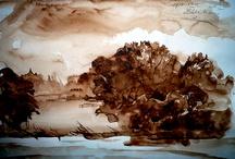 My Blenheim paintings