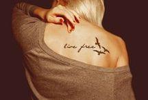 tattoo ideas / by Jodee Nagel