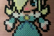 *Perler Beads* / by Ashley Lewis