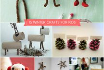 Winter and Spring Kids Crafts / by Southern Savers - Jenny