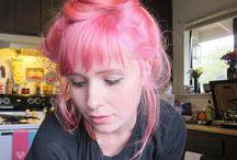 hair ideas / by Amanda Mello