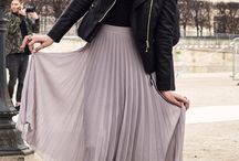 pleats to chic