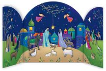 Christmas / Charity Christmas cards from Phoenix Trading, bunting, accessories, advent ideas