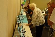 Jan's birthday ideas / 90th birthday party ideas