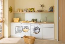 Laundry Inspirations / Be inspired by various laundries we have come across.