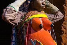 17. Yoruba Gelede Belly