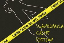 Scandinavian Crime Fiction Frenzy / http://www.urbanhypsteria.com/scandinavian-crime-fiction-frenzy/