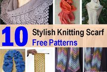 patterns for knitting / by June Reed