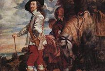 De Gouden Eeuw in De Nederlanden ~ Anthonis van Dyck / 22 maart 1599 Antwerpen - 9 december 1641 Blackfryars (Londen) ~ Leerling van Hendrik van Balen