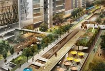 gardens - urban projects