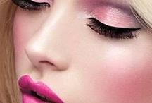 pink. / by Hallie Gillespie