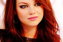Temple of Emma Stone / One of my favorite actresses