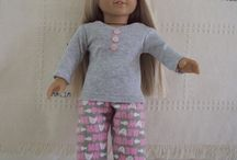 18inch dolls and Barbie dolls