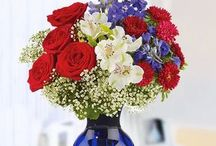 Flower-works / Flowers that look like or remind us of fireworks. / by Durocher Florist