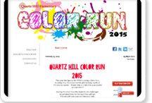 Color Run with MyFunRun /  http://www.myfunrun.com/1/color-run.htm
