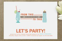 Baby Shower Invitations / Beautiful invitations to your baby shower! / by BabyPost.com