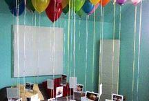 Ideas celebraciones
