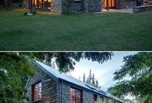 Modern evler ve iç dekorasyonlar