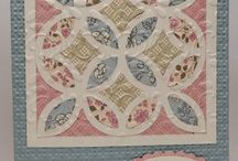 Quilt design cards