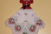 hanky doll dress