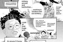 Periodismo en cómic y manga  / by Cdperiodismo