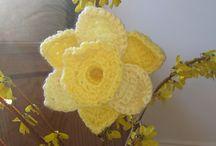 Flowers / Crochet