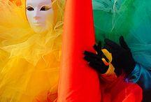 il papavero | masks