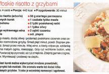 Przepisy kulinarne - risotto