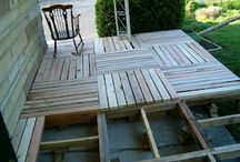house pallets
