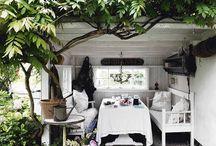 cozy porches