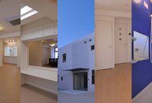 クリニックとマンションの一体型ビル / クリニックとマンションの一体型ビル