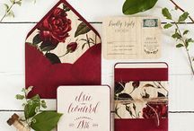 Wedding Stationery / Ideas and inspiration for wedding stationery including invitations, programs, place cards and more!