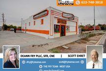 SOLD! Most Sought After Restaurant / 2145 E Van Buren St, Phoenix, AZ 85006