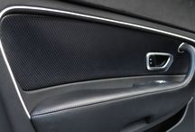 Bentley Continental Supersports Black Carbon / Black carbon detailing