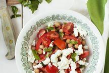 Ihanat salaatit / Salads