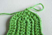 baby crochet sole