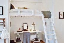 Ideas for loft bed