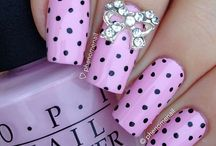 Girls - Naughty Nails! / Hi, please would you repin no more than 5 a day, thank you. / by Sue Sutcliffe