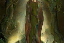 Celtic & Britsh Legend, Mythology & Folklore