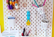 Sewing Room Ideas...