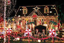 Holiday Lights and Decor