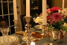 Table Setting / by Beverly Lehman