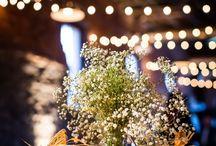 Decoratie bruiloft