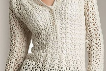Crochet Wear / by Donna Irving