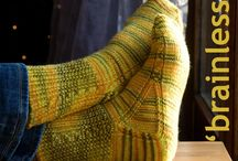 Носки варежки