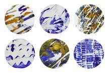 Rajz - Festés . Drawing - Painting / Válogatás Dekoratőr képzésünkre járó hallgatók munkáiból. Works of students in Decoration Department.