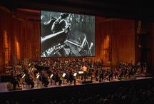 Eisenstein's October with the London Symphony Orchestra